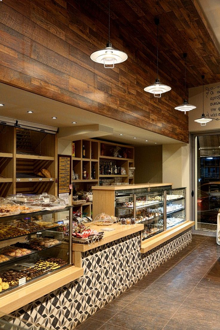 Bakery Design To Make You Go O! - Studio EM
