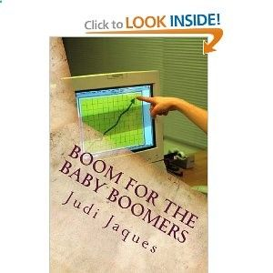 A book to fast track your online business An in depth look into how the Baby Boomer and all generations can make a sustainable passive income for themselves with age being no barrier to learn this unique skill. Author Judi Jaques born in Western Sydney, now living in Qld states,  If I can do this anyone can, its not rocket science. Judi reveals an essential way for all generations to be able to earn a passive income through using the internet as a tool. She speaks in regular language a...