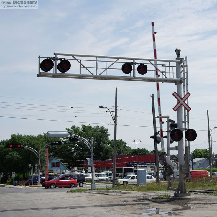 railroadcrassing on pictures  | Railroad crossing
