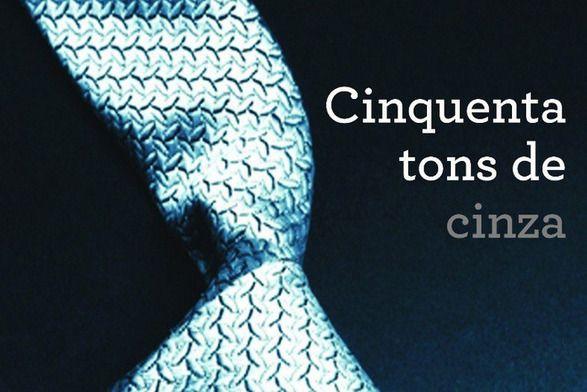 Christian Grey em todos os tons de cinza…