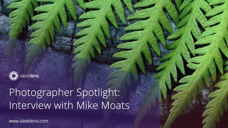 Photographer Spotlight: Interview with Mike Moats