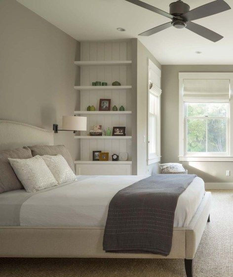 17 best ideas about modern farmhouse bedroom on pinterest for Modern farmhouse bedroom