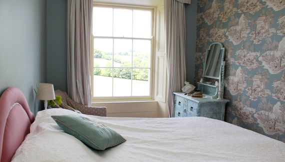 Lough Bawn House   Bed & Breakfast in Co. Westmeath   Alastair Sawday's Special Places to Stay