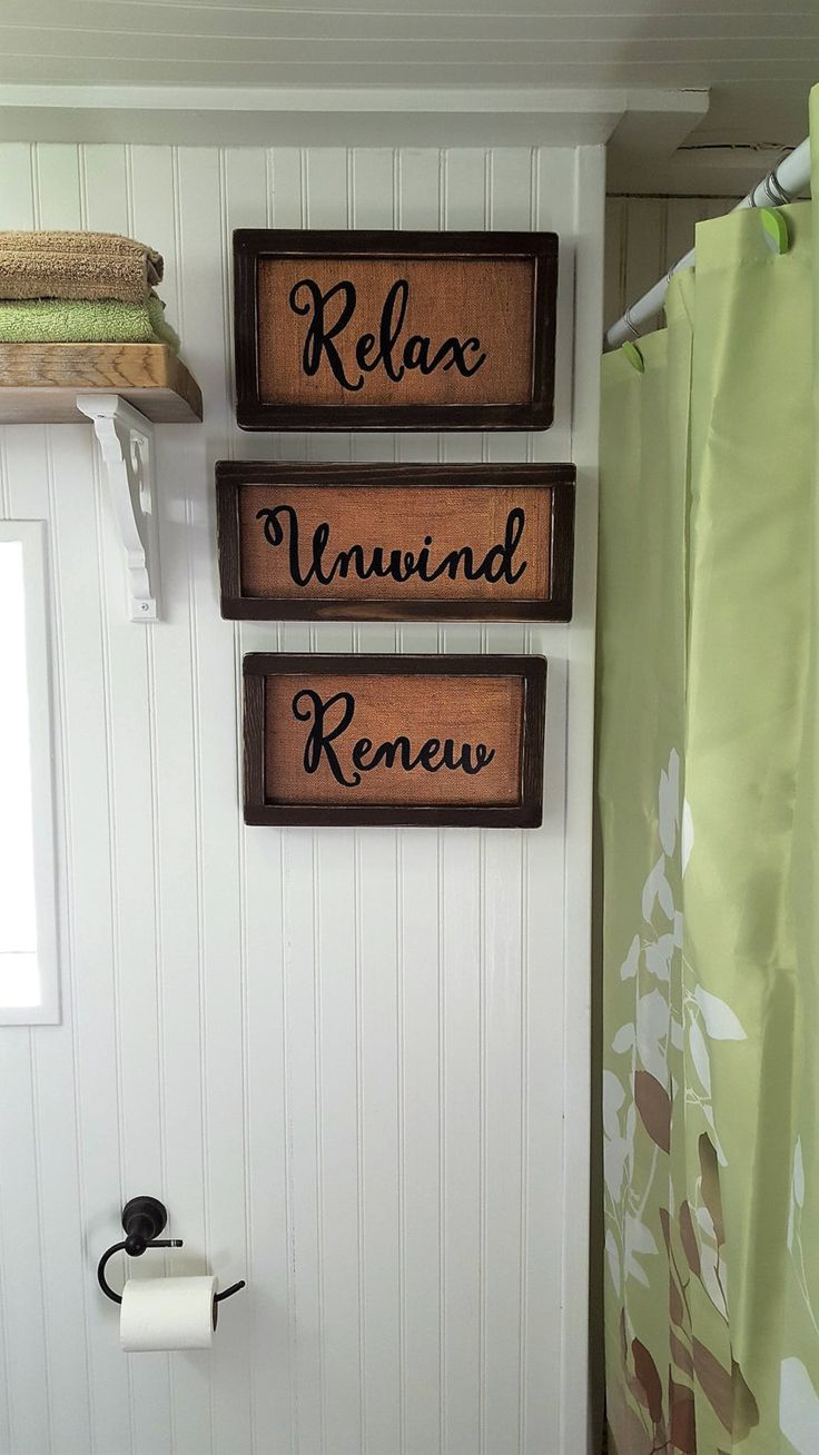 rustic bathroom signs 74 best salon decor images on bathroom ideas 14295