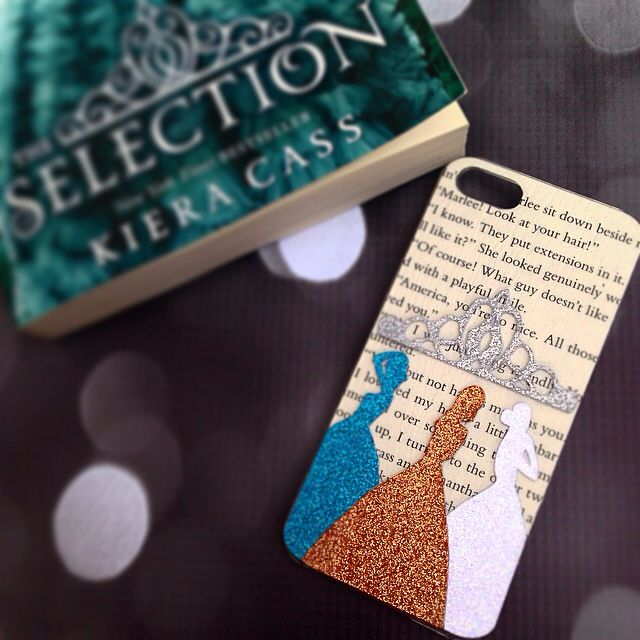 The Selection Phone Case! I need this one too!