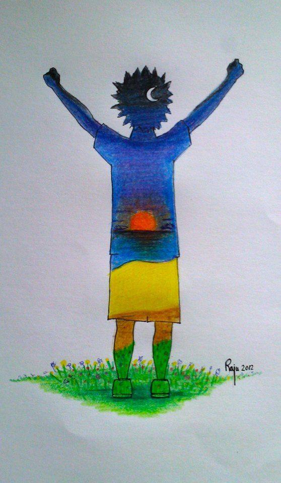 Draw 02 by Raju