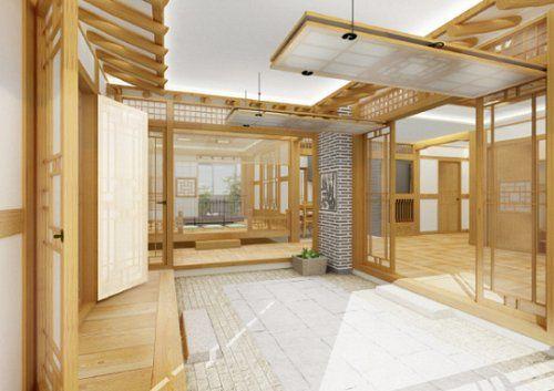 Korean style condo