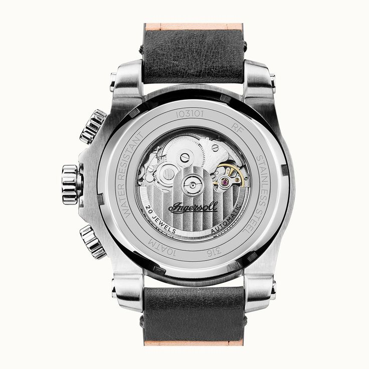 MENS INGERSOLL WATCH - THE MANNING AUTOMATIC I03101