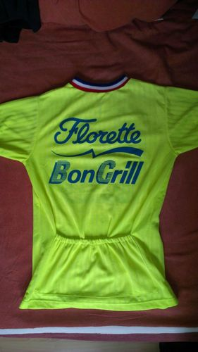 eBay | Maillot de cyclisme Vintage Florette