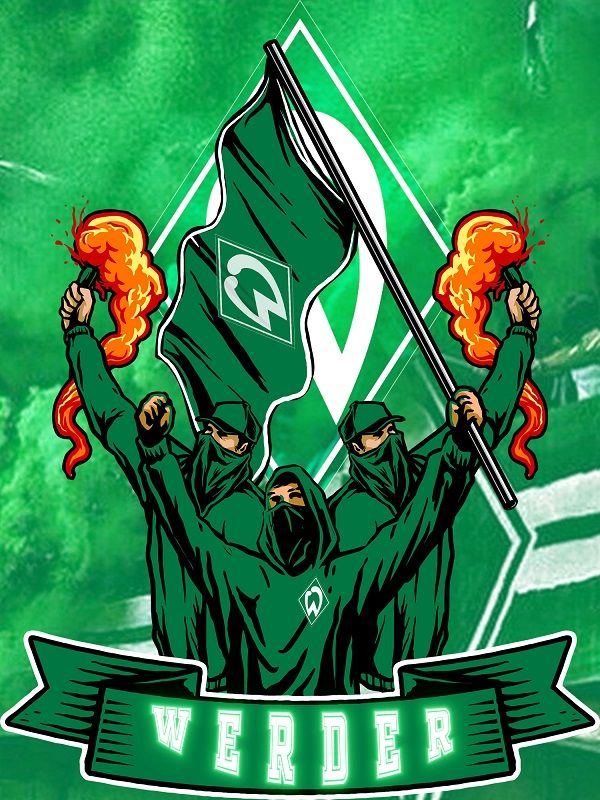 Pin Von Nikola Penev Kashchei Auf Logos Werder Bremen Bremen