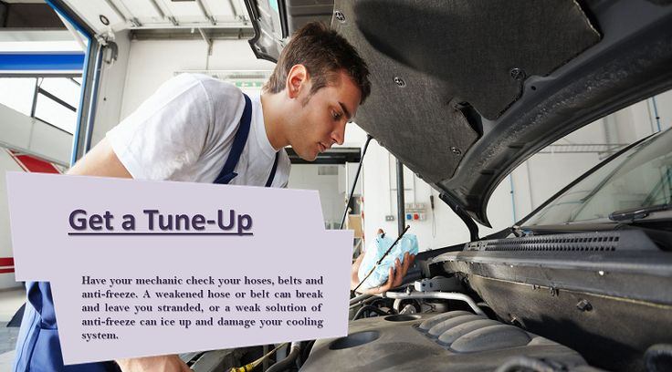 Go for an Engine Tune-Up  This is arguably the most important car maintenance tip for the fall. The engine has to perform optimally as the weather begins to shift from one extreme to the other. Otherwise, you may be faced with one of the most expensive repairs you could possible make on a vehicle. #wintertires