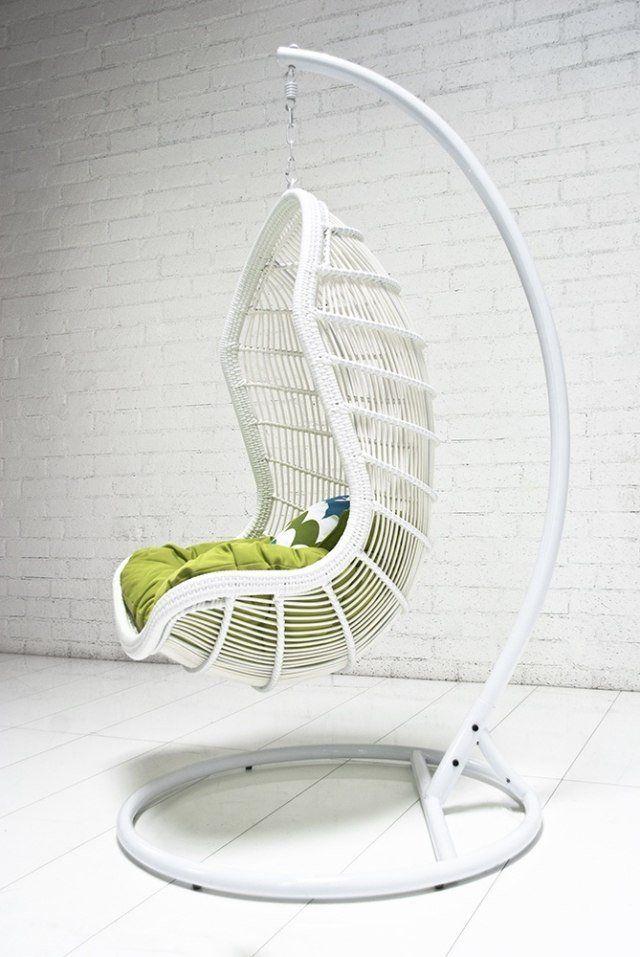 Más de 1000 ideas sobre fauteuil de jardin suspendu en pinterest ...