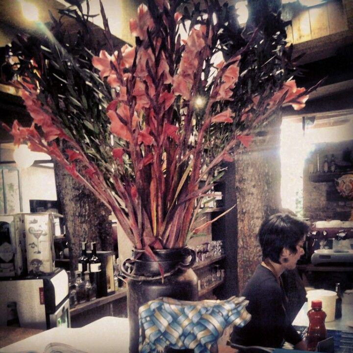 Flowers Casa Fuego
