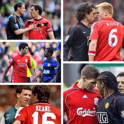 Liverpool v Man Utd!