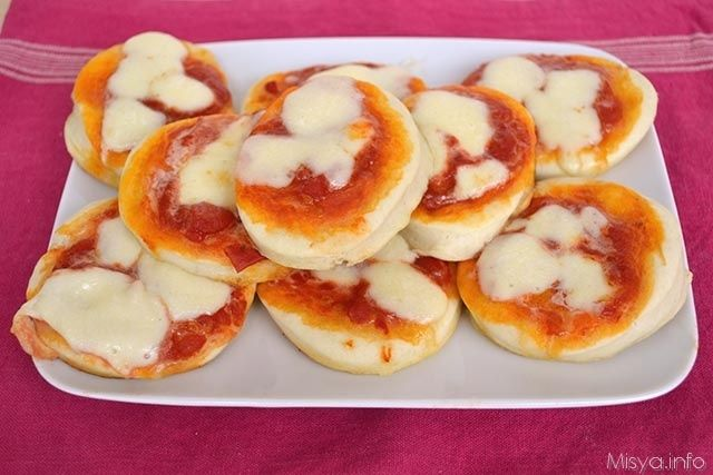 Pizzette – La prima ricetta