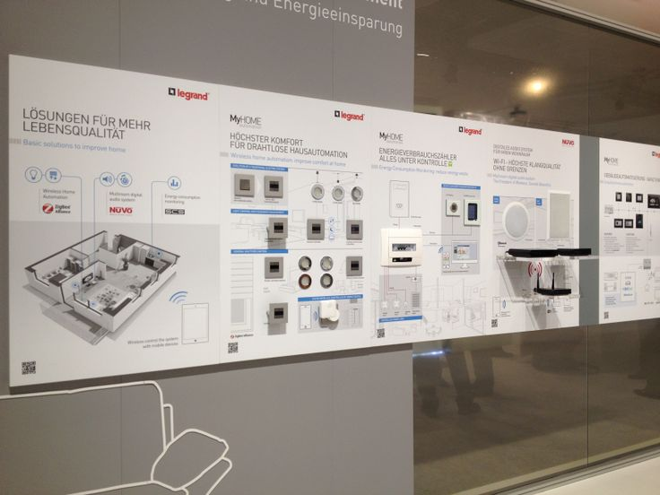 Legrand at Light u0026 Building 2014 Frankfurt Home automation and home network #legrand | Exhibition | Pinterest | Frankfurt & Legrand at Light u0026 Building 2014 Frankfurt Home automation and ... azcodes.com