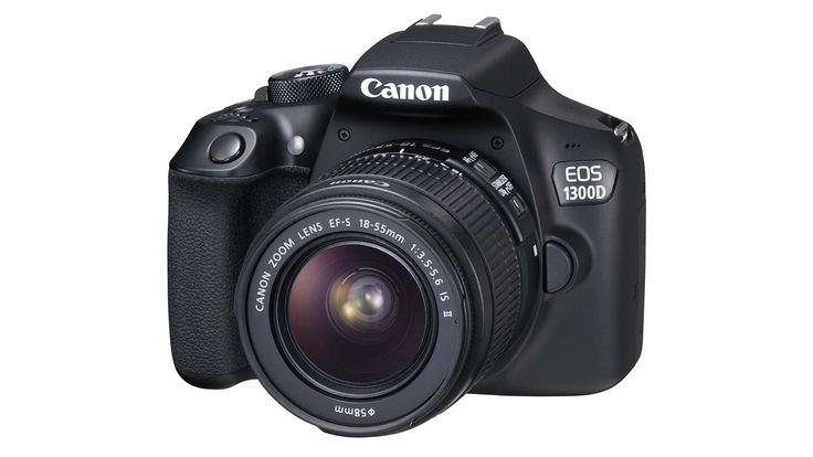 Canon EOS 1300D review | Digital Camera World