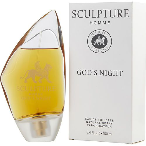 Shop Now Sculpture God S Night By Nikos Edt Spray 3 4 Oz Tester Launched By The Design House Of Nikos In Sculpture God S Night By Nikos For Men Posesse Com Imagens