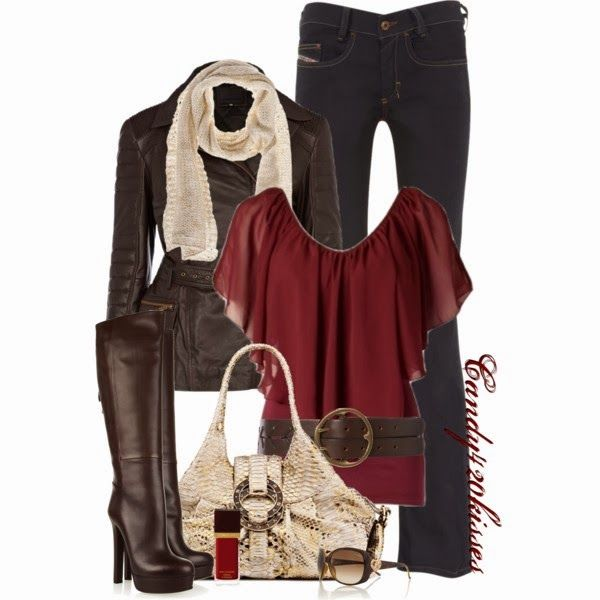 Weekend OutfitFashion Outfit, Weekend Outfit, Casual Outfit, Outfit Ideas, Style, Blue Jeans, Fashionista Trends, Leather Jackets, Fall Outfit