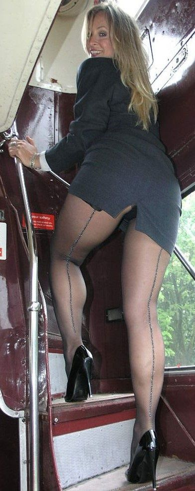 And Counting Pantyhose Sex 6