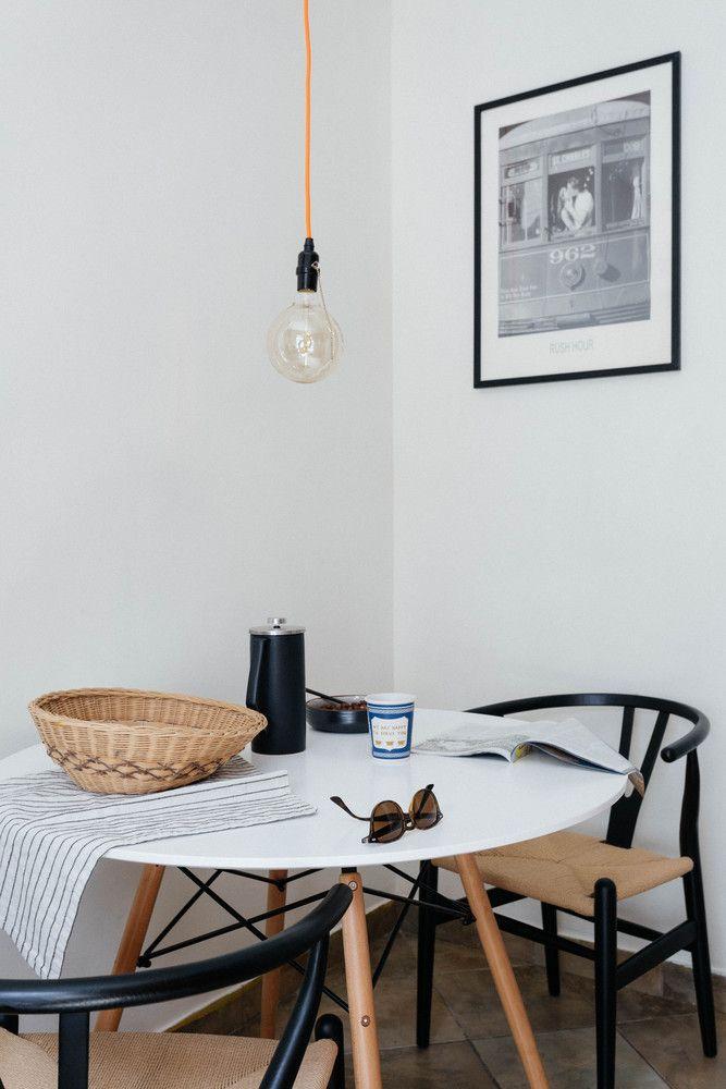 Masculine Contemporary Design Aesthetic Nyc Home Tour Interior