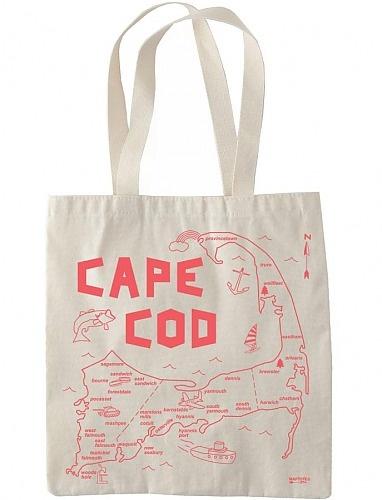 Cape Cod Grocery Tote