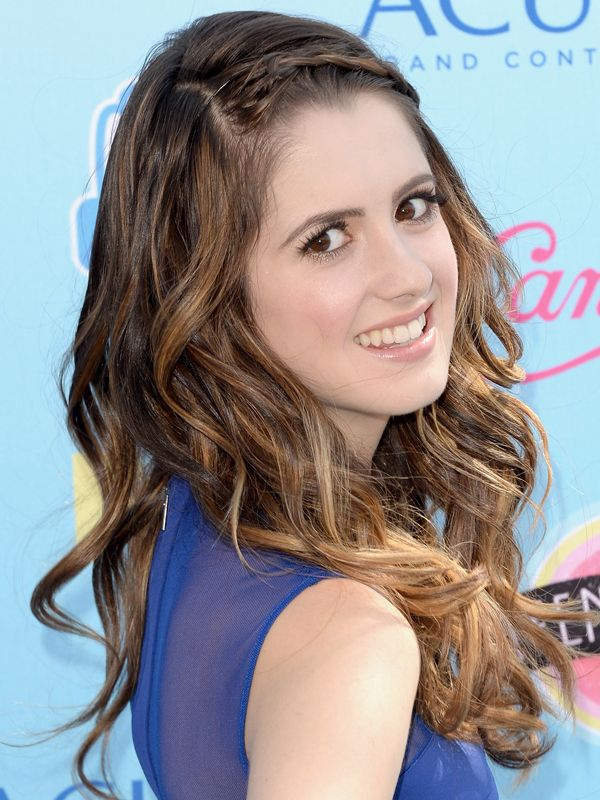 Laura Marano at the 2013 Teen Choice Awards http://beautyeditor.ca/2013/08/12/time-to-talk-about-who-had-the-best-hair-and-makeup-at-last-nights-teen-choice-awards/