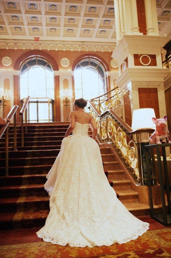 lace dress, beautiful hotel