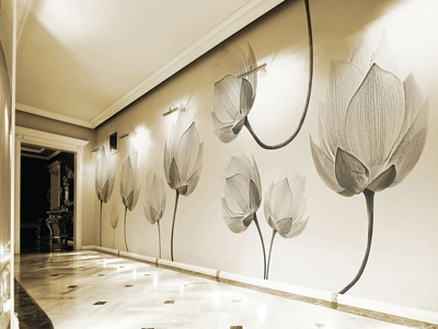 Portfolio - Inkiostro Bianco.  Awesome, Artistic walls!