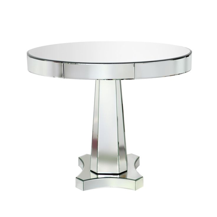 Cecilia Center/Dining Table, Mirror - Bungalow 5
