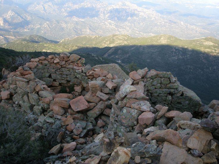 Nuragic village of Praidas, Villagrande Strisaili #Ogliastra #Sardinia #italy