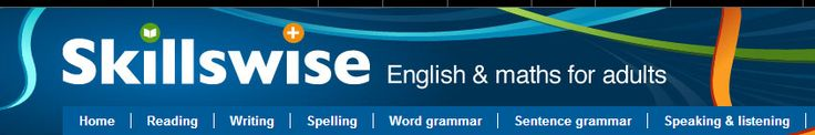 Reading, writing, spelling, grammar