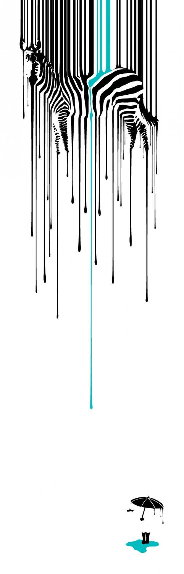 "Image Spark - Image tagged ""line"", ""graphic"", ""zebra"" - megpluth"