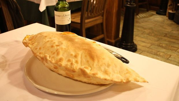 How to Cook Chicken Calzone - Recipe Mash