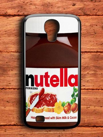 Nutella Bottle Samsung Galaxy S4 Case