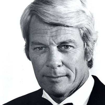Mar 14th, 2010, Peter Graves [Aurness], (b.1926), was an American film and television actor. He was best known for his starring role in the CBS television series Mission: Impossible from 1967 to 1973 (original) and from 1988 to 1990 (revival), and as the pilot in the movie Airplane! His elder brother was actor James Arness (1923–2011).  After returning from a brunch Graves collapsed and died of a heart attack at the age of 83. He was four days shy of his 84th birthday.