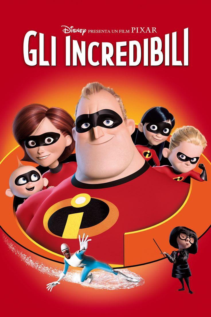Gli Incredibili   Una normale famiglia di supereroi