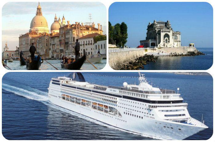 Croaziera MSC Opera Venetia - Constanta, 5 nopti Venetia - Bari - Piraeus - Constanta http://con-tur.ro/croaziere/marea-neagra-marea-mediterana-msc-opera-venetia-constanta