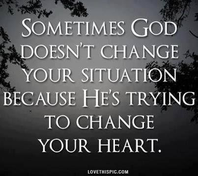 your heart quotes quote god religious quotes faith religious quote change