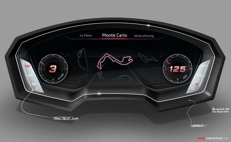 Audi Previews Hybrid 'Sport Quattro' Concept Ahead of Frankfurt Reveal