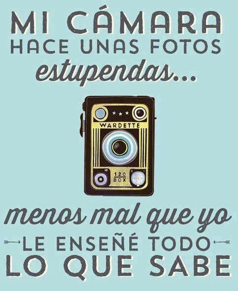 Soy una super fotógrafa!!