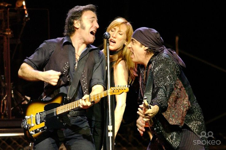 Bruce springsteen and patti scialfa bruce springsteen for Who has bruce springsteen been married to