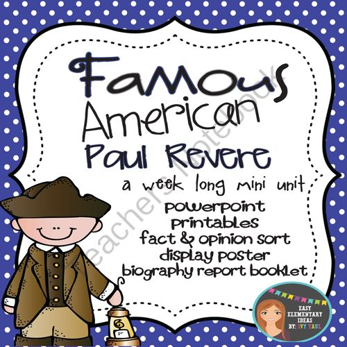 A Biography of Paul Revere, an American Patriot and Silversmith