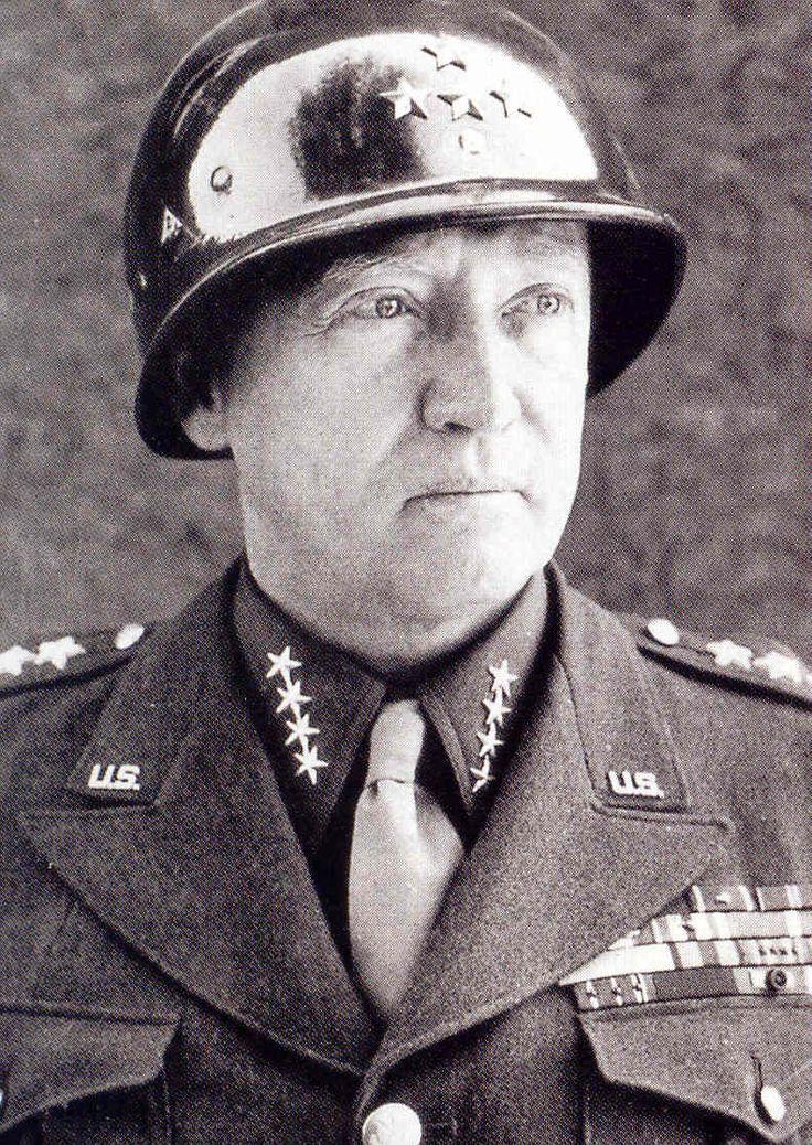 George S. Patton - Doblaje Wiki