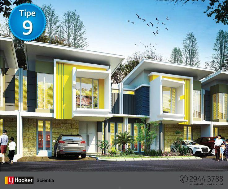 Cluster Garcia @ ModernLand, Tangerang_TYPE 9