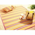 Bocasa // Sunrise Yellow Throw Blanket