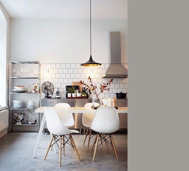 25 besten offene k chen bilder auf pinterest k chen moderne k chen und k chen modern. Black Bedroom Furniture Sets. Home Design Ideas