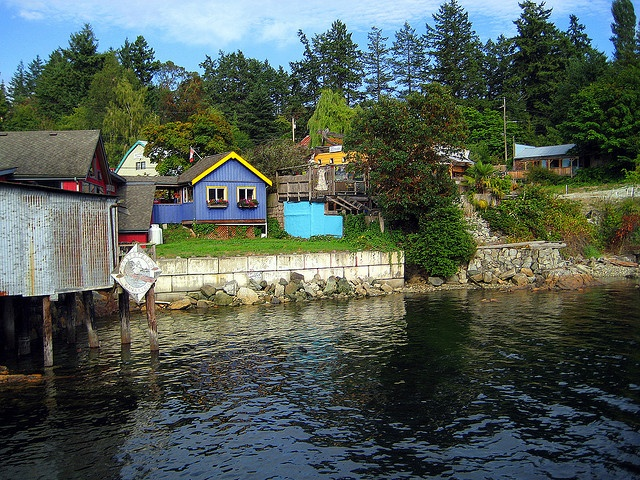 Fulford Harbor- Salt Spring Island, BC