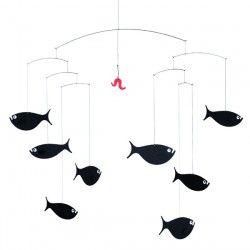 Mobile poissons Flensted