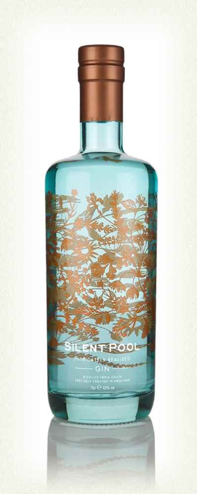Silent Pool Gin - pinning again because I just love this bottle!